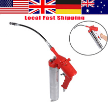 WALFRONT Pneumatic Air Grease Gun Oil Lubricant Continuous Injector Crease Gun Tool Compressor Pump Extension Set Hand Tools New(China)