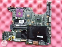 447983-001 for HP DV9000 DV9500 DV9700 DV9800 Laptop Motherboard + INTEL FREE CPU s478 DDR2 mainboard Fully working