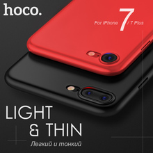 HOCO for iPhone 7 & 7 PLUS Matte Shell Premium Protective Cover Fashion Luxury Slim Case Thin Cases Anti-fingerprint Plastic