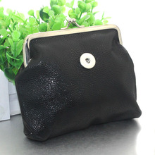 18MM Snap Button Jewelry Coin Purse Bag For Women Bracelet Can put a cell phone 1828(China)