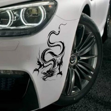 DEDC Car Sticker Chinese Dragon Vinyl Art Decals Decorative Graphics Auto Stickers
