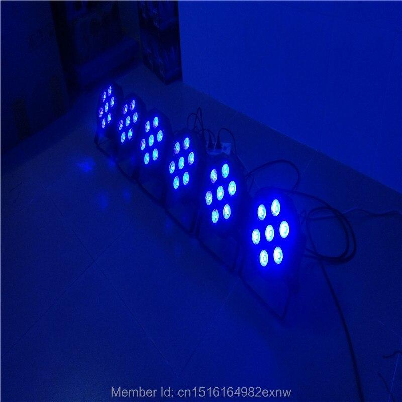 (18pcs) Fast Shipping American DJ Flat SlimPar Tri 7x9W RGB Color Mixing LED Flat Par Lights SlimPar Tri 7x9W RGB<br><br>Aliexpress