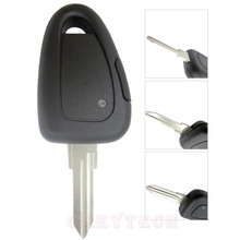 New Car Key For Fiat 1 Button Remote Cover Case Fobs Blanks Transponder Bravo Punto Ducato doblo 500 Daily for fiat key shell