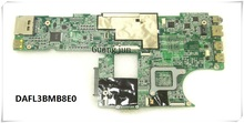 Free Shipping  Laptop Motherboard For Lenovo X100E DDR2 FRU:60Y5711 DAFL3BMB8E0 Mother board DDR2