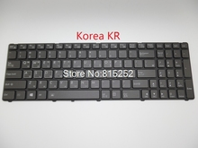 Laptop Keyboard For Gigabyte P25K P25W V2 P25W-CF1 P25W-CF2 P25W-CF3 P25X V2 P25K-CF2 V111465ES1 Korea RU With New packaging
