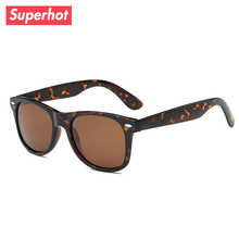 Polarized Sunglasses Men Women Sun glasses Fashion Tortoises Eyewear Cat. 3 UV400 Protection custom logo