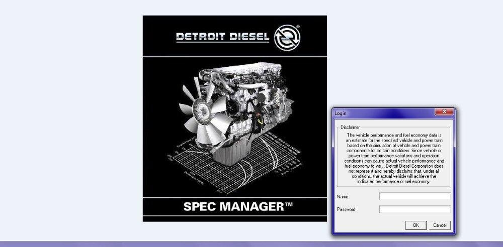 Detroit Diesel SpecManager v5.3.5<br><br>Aliexpress