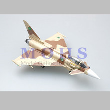 EASY MODEL 37142 1/72 Assembled Model Scale Finished Model Airplane Scale Aircraft Fighter EF2000 EF-2000A RSAF