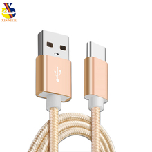 Buy 2A USB c type-c cable adapter Fast Charging Data Type C USB-C 3.1 Charger Cable Xiaomi mi5 mi6 Oneplus 5 Samsung S8 note 8 for $1.58 in AliExpress store