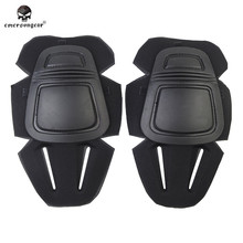 Emerson G3 Protective Knee Pads Airsoft Tactical Gen3 Knee Protection Pads Wholesale Paintball Military Pads EM7066 Black Tan