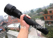 Free DHL/EMS shipping 85W 8500LM HID Xenon Flashlight 85W/65W/45W+SOS HID Hunting Light can be delivered in 3-7 days