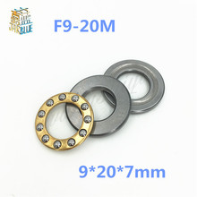 Buy Free 5Pcs F9-20M 9*20*7mm Axial Ball Thrust Bearings 9x20x7mm miniature thrust ball bearing RC Models for $6.12 in AliExpress store