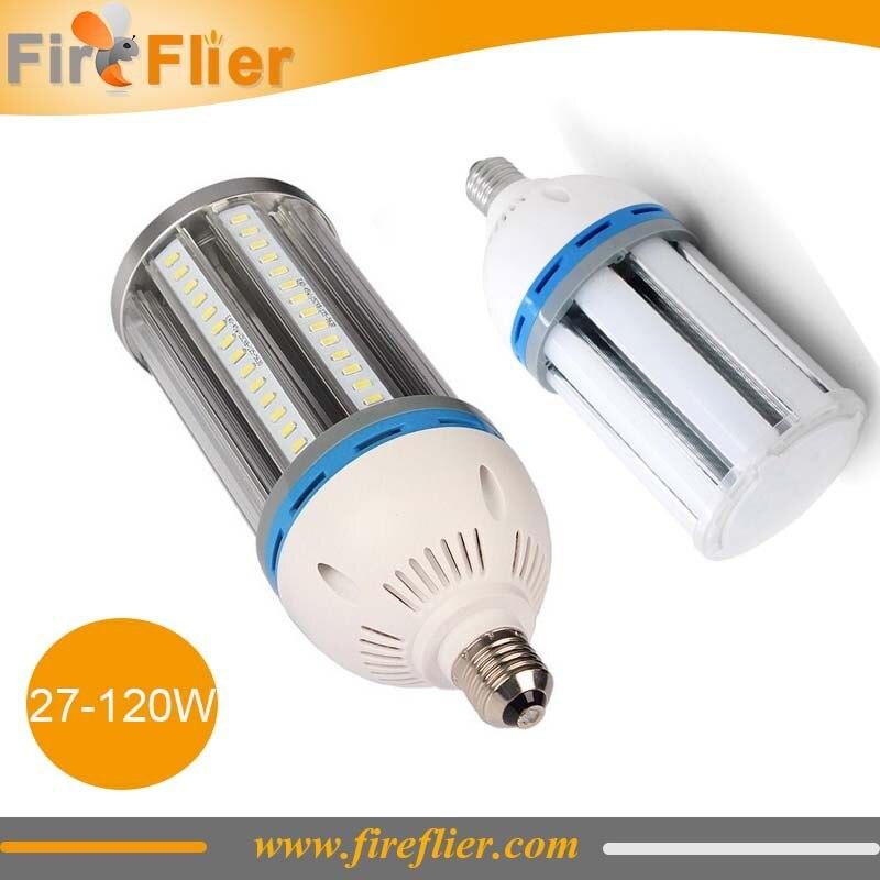 Free Shipping 12pcs/lot Maize bulb led e40 e39 e27 waterproof corn light lamp 27W 36W 45W 54W 80W 100W 120W 100v 110v 240v 277v <br>