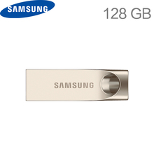 128GB Discounts SAMSUNG BAR Original Usb Key Flash Sale Metal Pendrive Flash Drive Memory Usb 3.0 128G Storage
