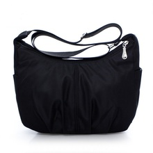 Women's Messenger Bags Nylon Waterproof Travel Casual Clutch Carteira Hobos Shoulder Bag Large Capacity Crossbody Bags Bolas(China)