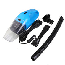 120W Car Vacuum Cleaner Super Suction Dry Dual-Use Vaccum Cleaner For Car