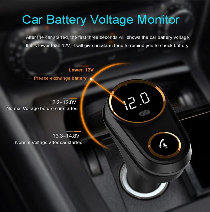 E0114 Bluetooth Car MP3-1