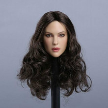 Estartek PEAKTOYS PT005 1/6 Sexy Beauty Star Monica Bellucci Head Sculpt for 12inch Phicen Jodoll LD UD Doll Action Figure DIY(China)