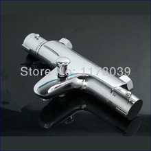 Bath shower valve control mixer tap,Concealed bath mixer,Thermostatic Bath shower faucet,Free Shipping J14053(China)