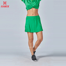 Women's Tennis skirts Tennis Training Clothes Female Golf Badminton Skirts Soild Colors Team Sport Skorts High Quality 2017 New