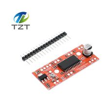 1Set EasyDriver Shield stepping Stepper Motor Driver V44 A3967 For Arduino Drop Shipping Wholesale