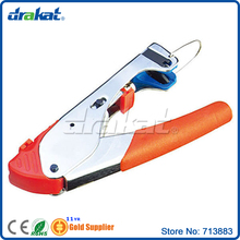 Portable Cable Crimping Tool for F/BNC/RCA Coaxial Cable(China)
