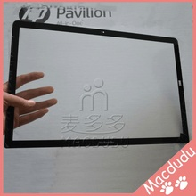 "A1297 LCD Glass For Macbook Pro 17"" A1297 LCD Screen Front Glass Cover 2008 2009 2010 2011 2012(China)"