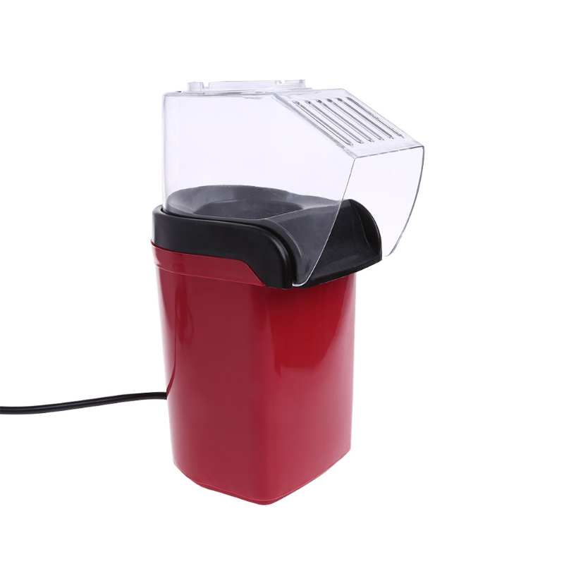 1200W Mini Popcorn Making Machine Maker Corn Poping Popper Kitchen US/EU Plug