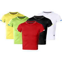 Adsmoney Factory Wholesale Short Sleeve Soccer uniforms Compression Quick Dry Fitness Slim Fit T-shirt Sports Soccer Jersey