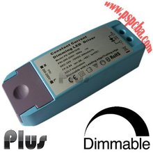 Triac constant current 4~6*3W 700mA dimmable led driver with CE and SAA certificate(China)