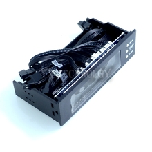 SZYTF  STW-5023 fan controller fan speed controller Optical drive chassis front panel 3-pin 12V  computer radiator thermostats