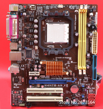 original desktop motherboard Asus M4N78-AM V2 DDR2 AM2/AM2+/AM3 NVIDIA(China)