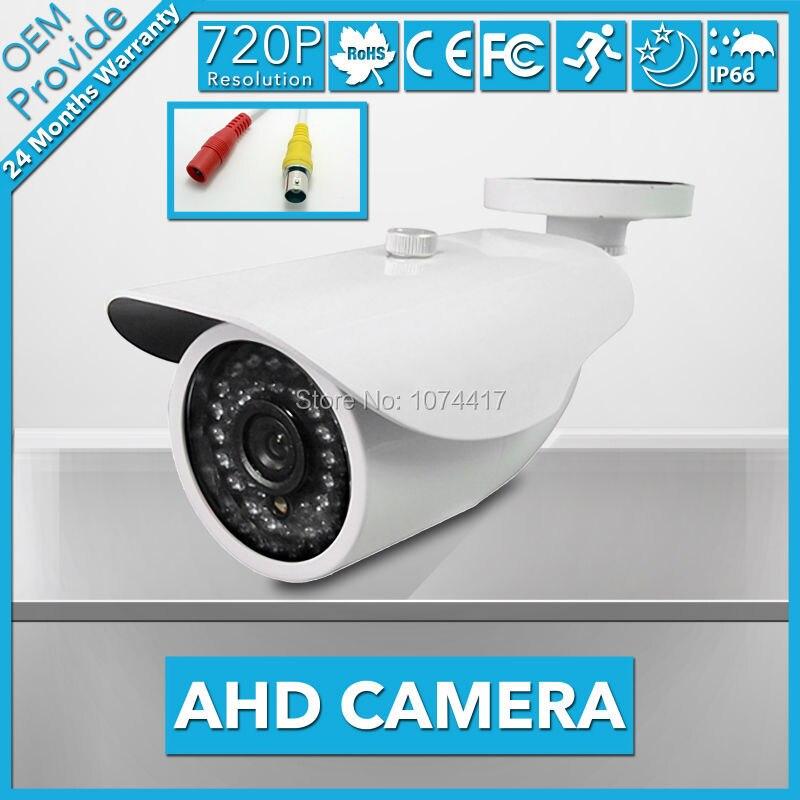 AHD3610LF-TE Low Illumination  36 IR Light 720P 1.0MP AHD CCTV Camera With IR Cut Filter Waterproof Indoor Outdoor Camera<br>