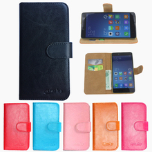 For X-BO O2 5.5 Inch Top Quality Exquisite Simplicity Fashion leather Vertical Flip Cover Case(China)