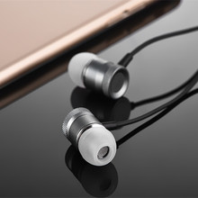 Sport Earphones Headset For Huawei P9 Series P9 P9 EVA-L09 P9 Lite P9 Plus Dual SIM RBM2 SnapTo Mobile Phone Earbuds Earpiece(China)