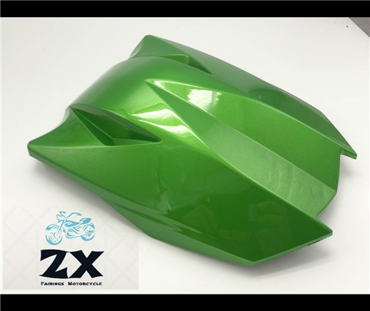Complete Rear Back Seat Cover Cowl Fairing for Kawasaki Z1000 2010 2011 2012 2013 High Quality ABS injectiong  ZXMT injections<br>