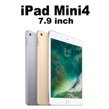 Apple iPad Mini4 Original 7.9 inch Tablets 128G WiFi Retina Display A8 Chip Two HD Cameras 10 Hours Battery Life Touch ID Mini 4(China)
