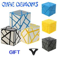 New Fangcun 3*3 Ghost cube 3x3x3 Magic Cube Speed Cubes Puzzle Toy cubo magico Cubiks Juguetes Educativo Toys For Kids(China)