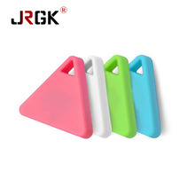 JRGK Smart bluetooth GPS Tracker Locator Device Child Finder Bags Kid Pet Tracking Purse Tag Anti-lost location Alarm
