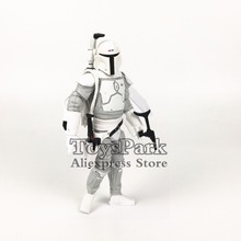"ToysPark Star Wars 3.75"" BOBA FETT Prototype Armor Action Figure 2017 Black Series Walmart Exclusive Doll Toy Collectible Loose(China)"