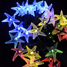 2017 New Arrival Christmas Home Garden Decoration Light 30 LED Window Curtain Lights String Lamp House Party Decor Striking(China)