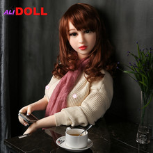 2017 New 145cm Love Doll Real Silicone Japanese Sex Dolls Realistic Sexy Female Mannequin Beautiful Makeup For Men Free Shipping(China)