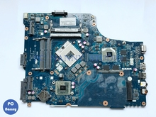 MBRCX02002 for Acer aspire 7750 7750G Laptop working motherboard P7YE0 LA-6911P 4 RAM Slot s989 DDR3(China)