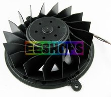 Original Internal Cooling Fan 17 Blades KFB1012HE for Sony PS3 Slim 2000 160GB 320GB CECH-25XX Game Console Replacement Part