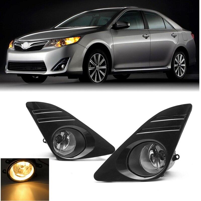 2012 2013 2014 toyota prius fog lamps driving light kit xenon autos post