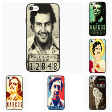 History Narcos Crime For Samsung Galaxy S Note 2 3 4 5 6 7 Edge Active Mini Cell Phone Cases Cover Shell Accessories Decor Gift(China)