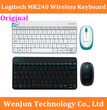 FreeShipping New  Original Genuine Logitech MK240 wireless computer Combos  Mini Keyboard and Mouse