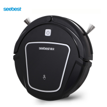 Seebest D730 MOMO 2.0 Robot Vacuum Cleaner Wet Dry Mopping Function Clean Robot Aspirator Time Schedule Smart Robotic Cleaner