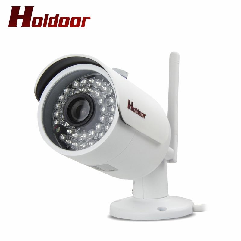 1280 x 720 Video Surveillance IPC Wi-Fi IP Camera 720P Network IR Cut Night Vision IP66 Waterproof Onvif Outdoor Indoor Home<br>