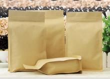 Kraft Paper Bags Food tea brown Gift Bags Biscuits Bread Bags Party Wedding supplies Wrapping Gift Retail store takeout Bags(China)